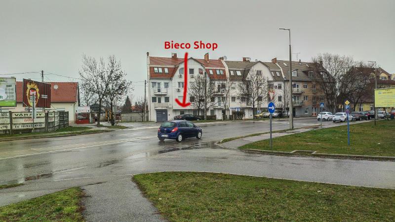 Bieco Shop Szolnok - Szántó körút 83.