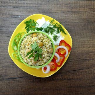 🍝 Tészta, rizs, egyéb köret